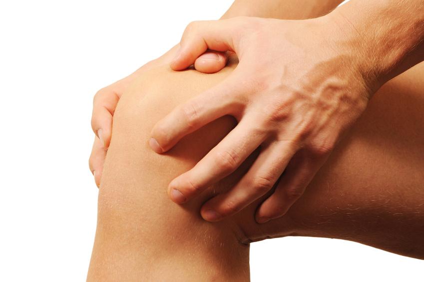 Knieschmerzen haben verschiedene Ursachen und Symptome