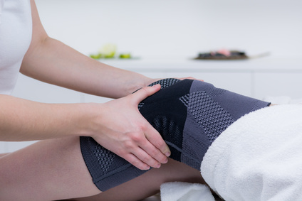 kniebandagen sals konservative therapie bei knieschmerzen